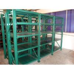Buy cheap Huge loading tire rack custom tire storage rack from wholesalers