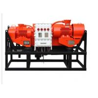 Buy cheap Crude Oil Horizontal Decanter Centrifuge 3300-5000kg Rated Frequency from wholesalers