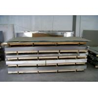 Buy cheap INOX 304 316L Stainless Steel Sheets 4x8 Mirror Finish Cold Rolled / Hot Rolled from wholesalers