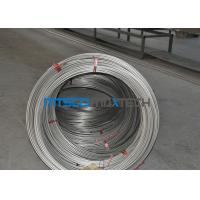 Wholesale S31700 / TP317 12.7mm Seamless Coiled Stainless Tube For Hater Tubing Line from china suppliers