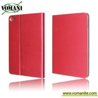 Buy cheap PU Leathe case for ipad mini4. skin cover for tablet PC from wholesalers