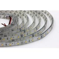Buy cheap 12 V Flexible GREEN LED Strip Lights IP68 Waterproof , Epistar chip 3528 LED from wholesalers