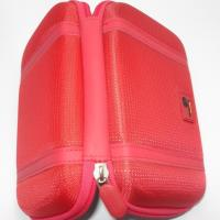 Buy cheap Red Hard Disk Pouch Waterproof EVA With Carry Handle For Women from wholesalers