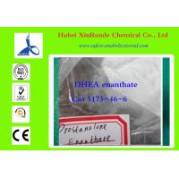 Buy cheap CAS 5173-46-6 Raw Hormone Powders DHEA Enanthate Methyldienedione from wholesalers