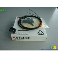 Buy cheap FU-37 Keyence Fiber Optic Photoelectric Sensor , Fiber Optic Proximity Sensor High Performance / High Speed Detection from wholesalers