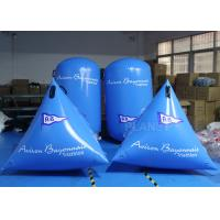 Wholesale Advertising Swimming Inflatable Swim Buoy Blue Color Fit Water Games from china suppliers