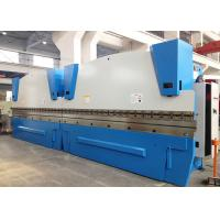 Buy cheap 320 T CNC Synchronize Tandem Press Brake Bending Machine Start From Trapezium Plate from wholesalers