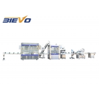 Buy cheap 300kg SUS 304 2.2KW Cooking Oil Filling Machine from wholesalers