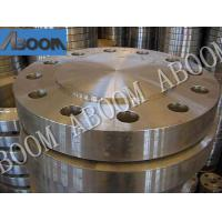 Buy cheap Easy Welding Duplex Stainless Steel Pipe Flange S32750 2507 / F53 25% Cr from wholesalers