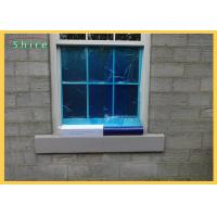 Buy cheap Transparent / Blue Window Film For Glass Surface Protection Reverse Wound / Standard Wound from wholesalers