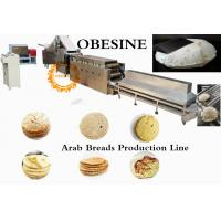 Buy cheap Fully automatic Arab Pita Bread Bun Production line ,stainless steel Roti maker  ,shawarma moulder , pakistan naan from wholesalers
