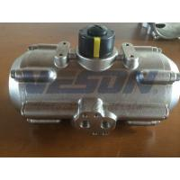 Buy cheap High Speed Stainless Steel Pneumatic Actuator 0~90 Degree Rotary Angle from wholesalers