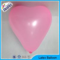 Buy cheap heart shaped latex free balloons for party baloon decoration from wholesalers