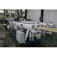 Wholesale CPVC PIPE EXTRUSION MACHINE(20-160MM)/ CPVC PIPE EQUIPMENT / PLASTIC PIPE EXTRUDER from china suppliers