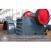 Metal Ore Mineral Processing Jaw Crusher for Crushing Processing
