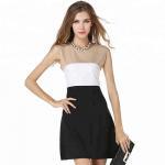 Buy cheap 20AB1199 New Design Hot Sale Women Fashion Dress Cheap Dress from wholesalers