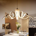 Buy cheap Modern nickel pendant light Led Modern Pendant Lighting Novelty Lustre (WH-AP-25) from wholesalers