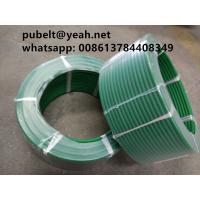 Buy cheap 85A Green Color Polyurethane Round Belt With High Tensile Tear Strength from wholesalers