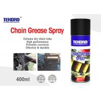 Buy cheap Chain Grease Spray For Inhibiting Corrosion / Reducing Load Stress / Extending from wholesalers