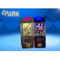 China Promotion Crane Claw Machine Malaysia / Arcade Toy Grabber Machine on sale