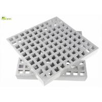 Wholesale FRP Tree Type 20mm Thickness Anti Slip Car Wash Gutter Grating Cover Plat from china suppliers