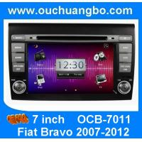 Buy cheap Ouchuangbo car autoradio navi for Fiat Bravo with TV Receiver iPod Aux telephone book Navigator radio OCB-7011 from wholesalers