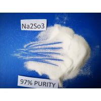 Buy cheap 97% Purity SSA Sodium Sulfite powder Food Grade Vegetable Preservative HS Code 28321000 from wholesalers