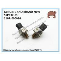 Buy cheap GENUINE AND BRAND NEW FUEL RAIL PRESSURE SENSOR 55PP32-01, 110R-000096 from wholesalers