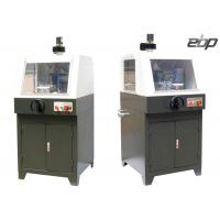 Wholesale 2800rpm Metallographic Sample Abrasive Cutting Machine Controllable Feeding Speed from china suppliers