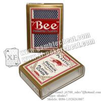 Buy cheap XF Bee UV marked playing cards marked poker from wholesalers