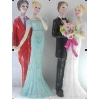 Buy cheap Bridal Wedding Cake Toppers from wholesalers