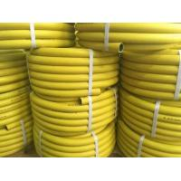 Buy cheap Wrapped Cover Air hose 20 Bar yellow color from wholesalers
