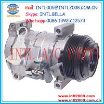 Buy cheap Denso 10S17F compressor for GMC Sierra 1500 2500 3500 4.3L 6.6L /Chevrolet Silverado Express 1500 2500 3500 447220-4361 from wholesalers