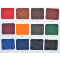 Buy cheap Ipad Case material synthetic PU leather color change/Gift Boxes PU leather emboss color change from wholesalers