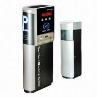 Buy cheap Car Park Management System with Barcode Ticket Dispenser and Steel/Tempered Glass Housing from wholesalers