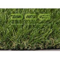 Buy cheap Apple Green Outdoor Artificial Grass 13000 Dtex High Ruggedness Without Sand from wholesalers