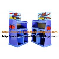 Store saleing cardboard toys display for Lovely popular floor display stand Manufactures