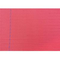 Buy cheap Woven Paper Machine Clothing Polyester Dryer Screen Blue / Red Color from wholesalers