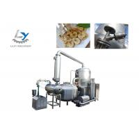 Buy cheap Snacks Vacuum Frying Machine Electric Power Continuously Oil Filtration from wholesalers