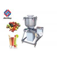 Buy cheap Fruit Juice Vegetable Processing Equipment Lemon Apple Spinach Juicer Machine from wholesalers