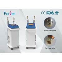 Buy cheap fractional RF microneedling thermage  salon rf machine rf machine facial care with no down time from wholesalers