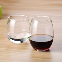 Buy cheap Multiple Use 15oz Stemless Wine Glass For Wine / Soda Water / Cocktail from wholesalers