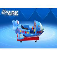 Buy cheap Blue Kiddie Ride Machine Glider Foam Airplane Manual Throwing Fun Challenging Outdoor Sports Toy from wholesalers
