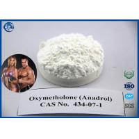 Wholesale Bodybuilding Raw Powder Steroids CAS 434 07 1 Oxymetholone Steroids from china suppliers