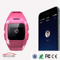 Buy cheap Gps Device To Track A Person / IP67 Child Gps Tracker Watch Support Multi Languages from wholesalers