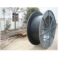 a tubular reel for lightweight shipping of pipe or conduit