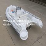 Buy cheap Fiberglass fishing boat, RIB boat, open boat, Rigid inflatable boat RIB330 from wholesalers