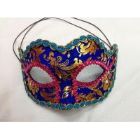 Best selling trendy style felt party mask with many colors Manufactures