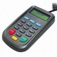 Buy cheap Small Reliable and Secure PIN Pad, Meeting with the Strict PCI PED V2.1 from wholesalers