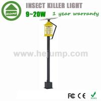 Insect killer light- outdoor-human infrared-aluminum alloy-Solar energy Manufactures